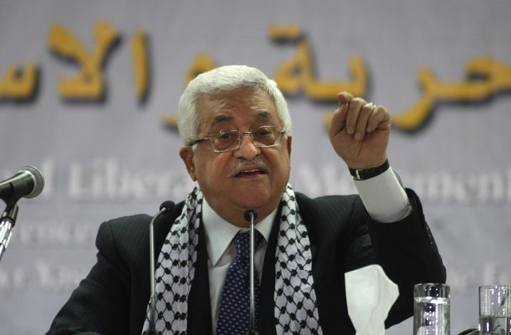 "Palästinenserpräsident Abbbas: ""Recht auf Widerstand"""