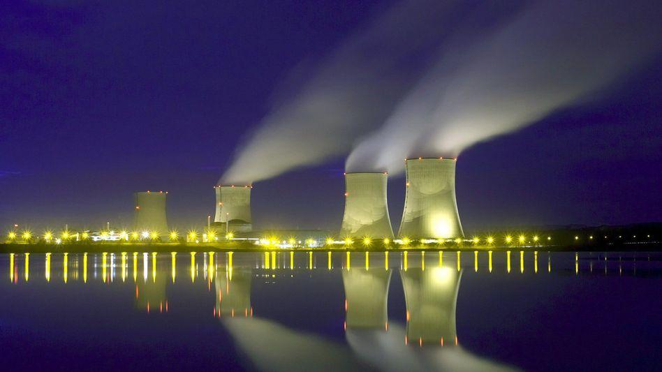 AKW im französischen Cattenom: Trockenheit bedroht die Stromversorgung