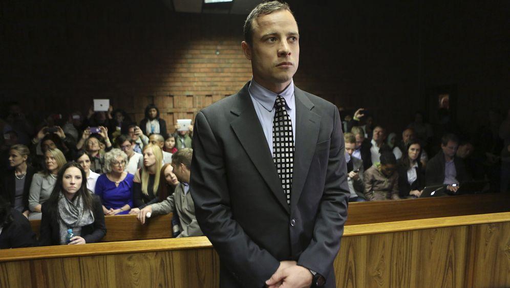 Mordvorwurf gegen Sportstar: Der stille Auftritt des Oscar Pistorius