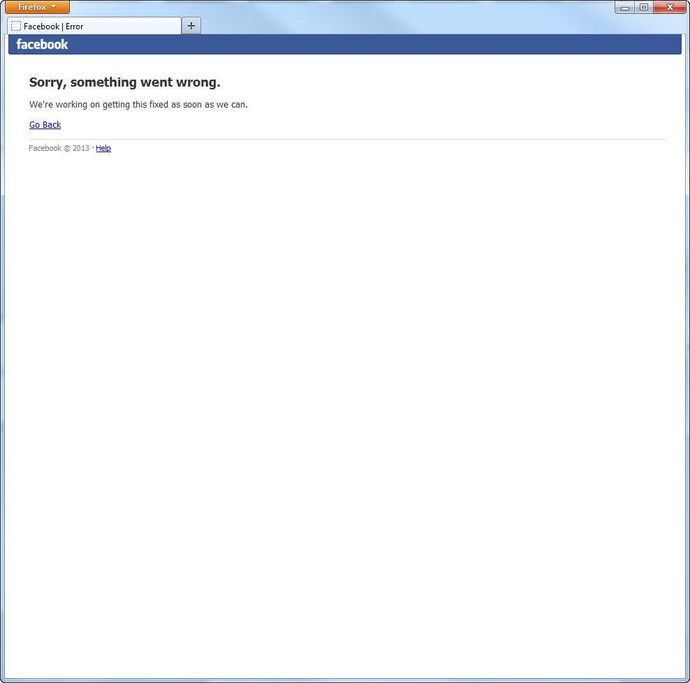 NUR ALS ZITAT Screenshot Facebook