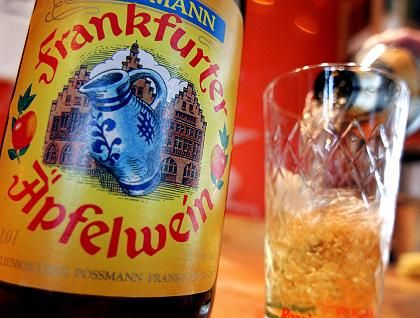 "Recently, the German specialty ""Apfelwein"" nearly lost the right to be called apple wine because it isn't made with grapes."