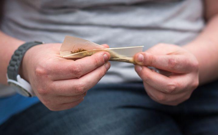Cannabis hilft der 20-Jährigen