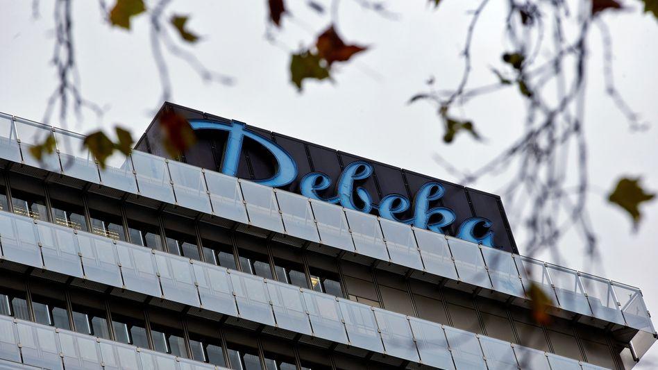 Debeka-Zentrale in Koblenz: Angeblich Netzwerk mit 10.000 Beamten