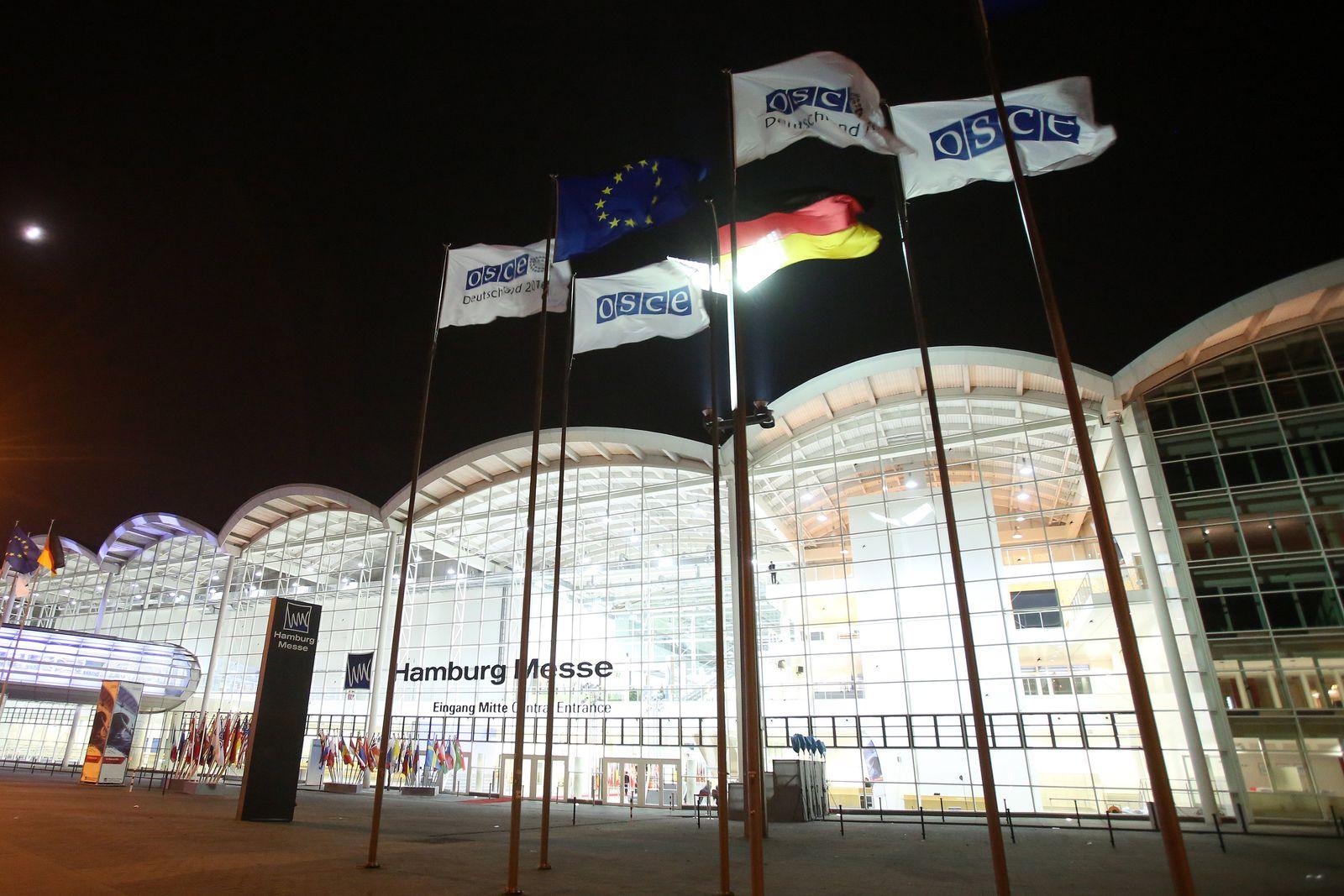 OSZE-Treffen in Hamburg