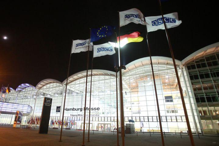 "Tagung des OSZE-Ministerrats 2016 in Hamburg: ""polarisierte Dynamik"""