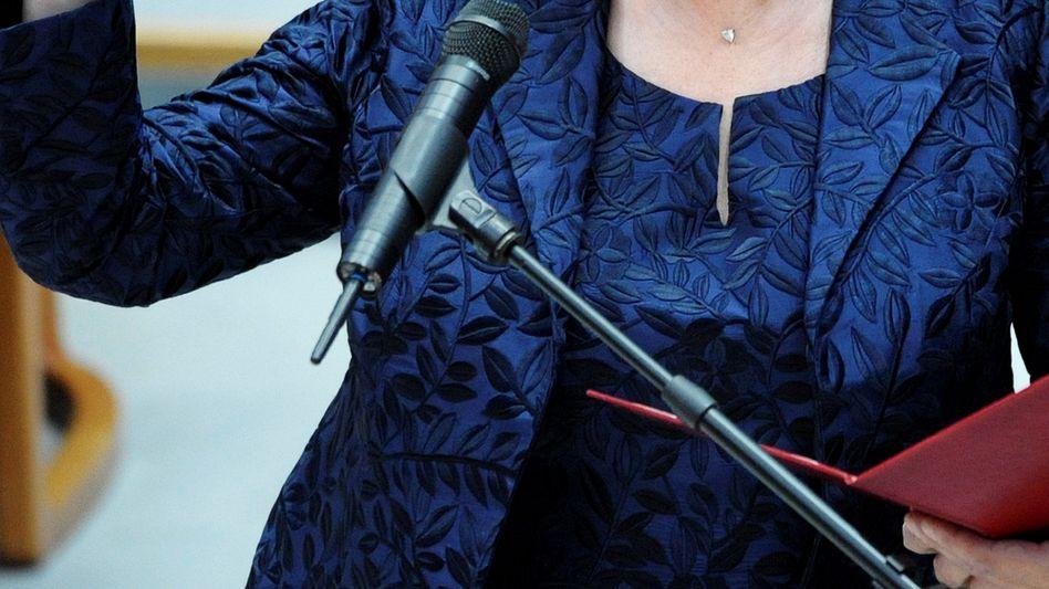 NRW-Regierungschefin Kraft: Ministerpräsidentin mit Makel
