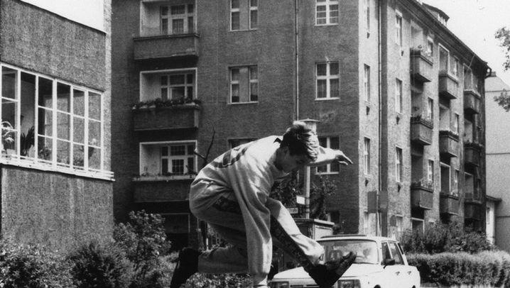 Skaten in der DDR: Bretter, die die Welt bedeuten