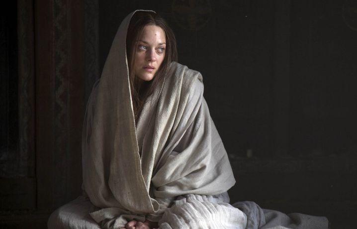 Marion Cotillard als Lady Macbeth in der Verfilmung von 2015