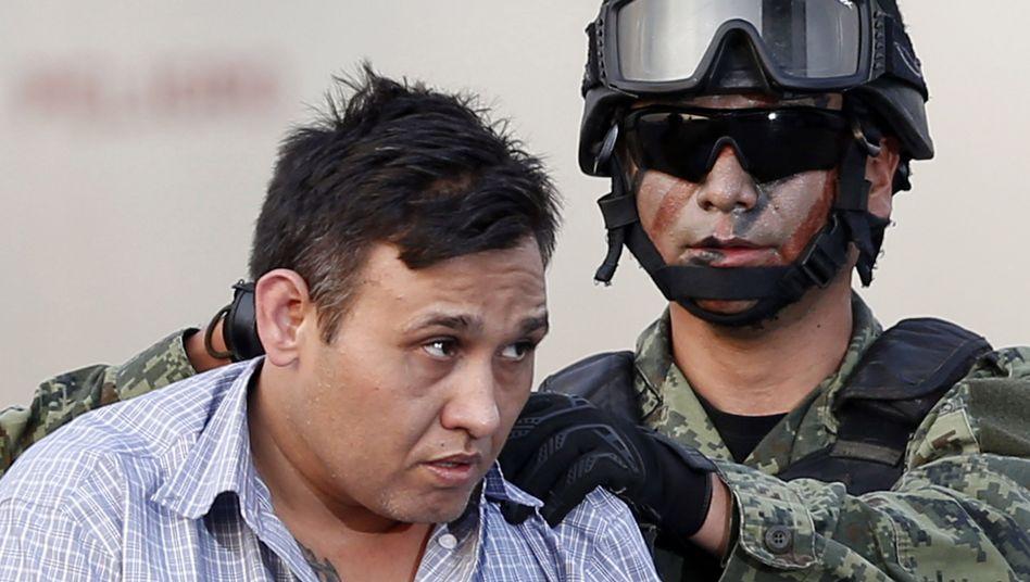 Festnahme von Drogenboss Omar Trevino Morales: Mexikos Polizei soll bei Verhören Stromschläge und Erstickungssimulation einsetzen