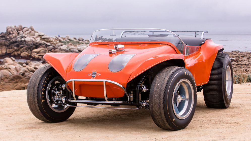 Der Beach-Buggy von Steve McQueen wird versteigert