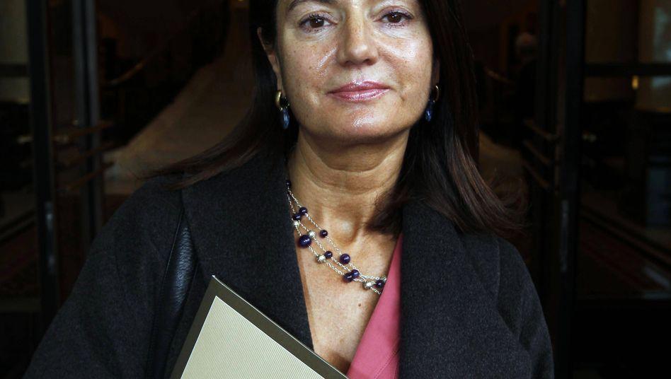 Margarita Mathiopoulos (2011): Teilerfolg vor dem Oberverwaltungsgericht