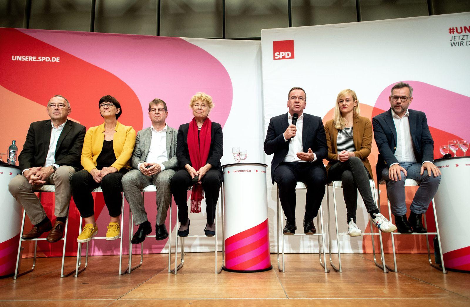 SPD-Regionalkonferenz - Niedersachsen
