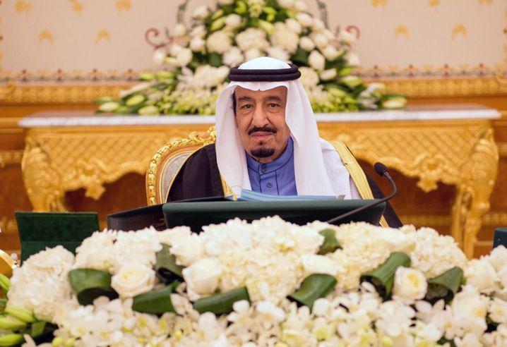 Salman von Saudi-Arabien
