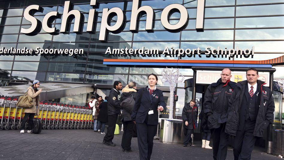 Amsterdam-Schiphol: Am Flughafen wurde eine Bombe gefunden