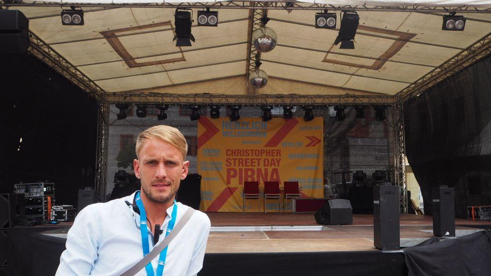 CSD in Pirna: Angst vor der Party