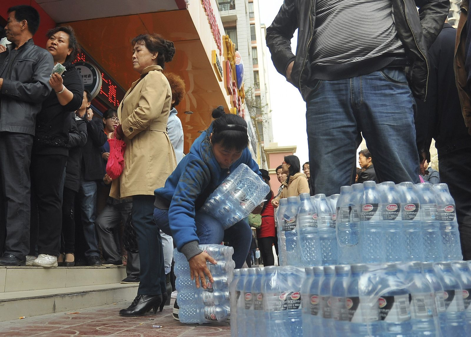 China Tainted Water
