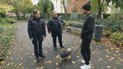 Hundekontrollen in Berlin