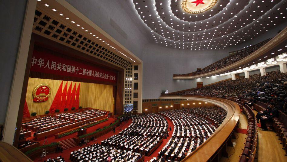 Chinesischer Volkskongress (2013): Enthüllungen zur Unzeit
