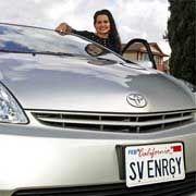 Amerikanerin mit Toyota Prius: Angst vor einem Imagedesaster