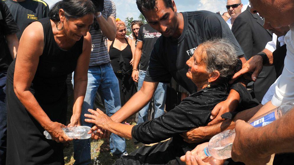 Roma-Morde in Ungarn: Mit Schrotflinten auf die Flüchtenden