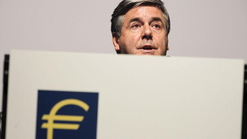 Deutsche-Bank-Chef Ackermann: Warnung vor zu strengen Regeln