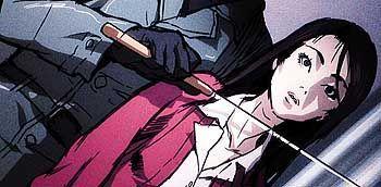 "Anime-Episode in ""Kill Bill"": Makabere Poesie"