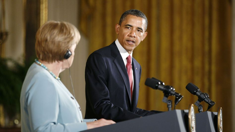 Handy-Affäre: Obama hat angeblich von nichts gewusst