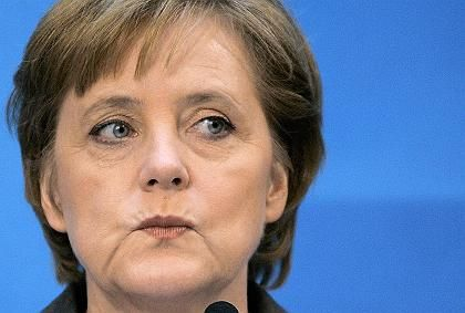 Angela Merkel has had a difficult road to the top, and it's not likely to get any easier.