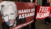 Trump soll Assange Begnadigung angeboten haben