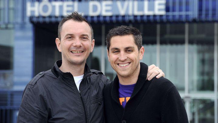 Homo-Ehe in Frankreich: Geschichte wird gemacht
