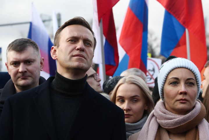 Opposition leader Alexei Navalny: Traces of the agent were found in blood, urine and skin samples taken from Navalny.