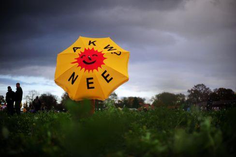 Anti-Atomkraft-Protest (Archivbild)