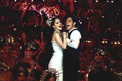 """Szene aus """"Moulin Rouge"""": Rausch von Bildern und Tönen"""