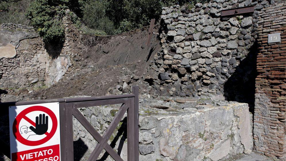 Pompeji: Die bröckelnde Ruine