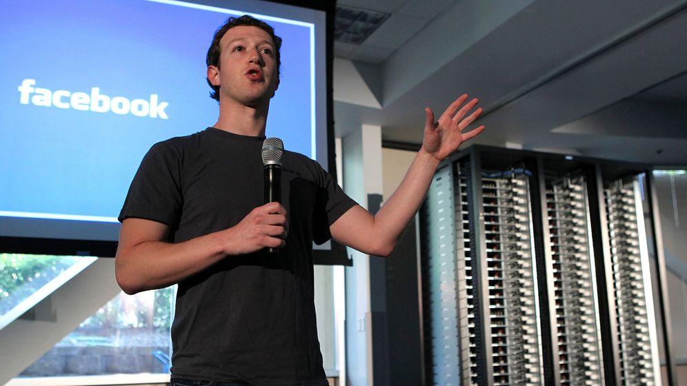 Facebooks Super-Computer: Mehr Effizienz für Rechenzentren