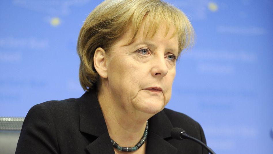 """Angela Merkel: """"Ich bin vorsichtig optimistisch, ein globales Klimaabkommen zu schaffen"""""""