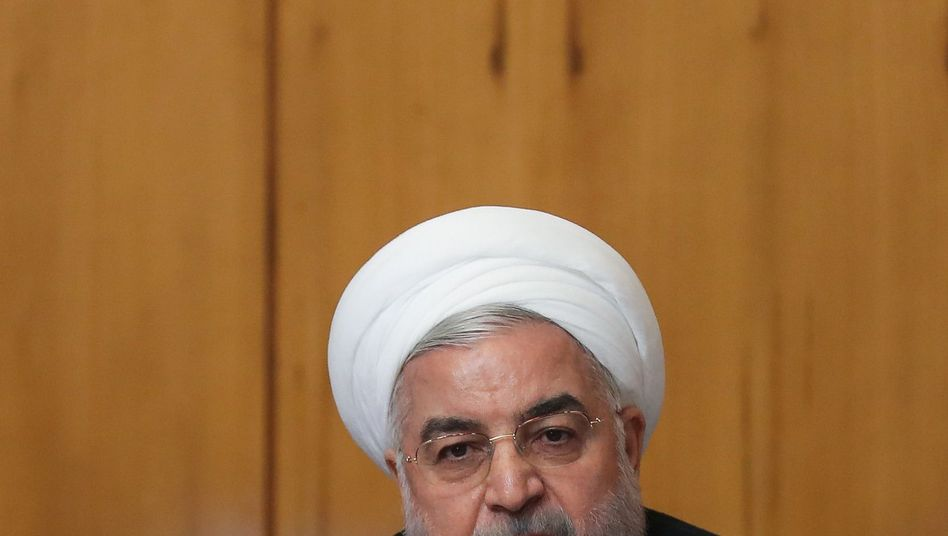 "Irans Präsident Hassan Rohani: ""Teheran wollte nie Atomwaffen"""