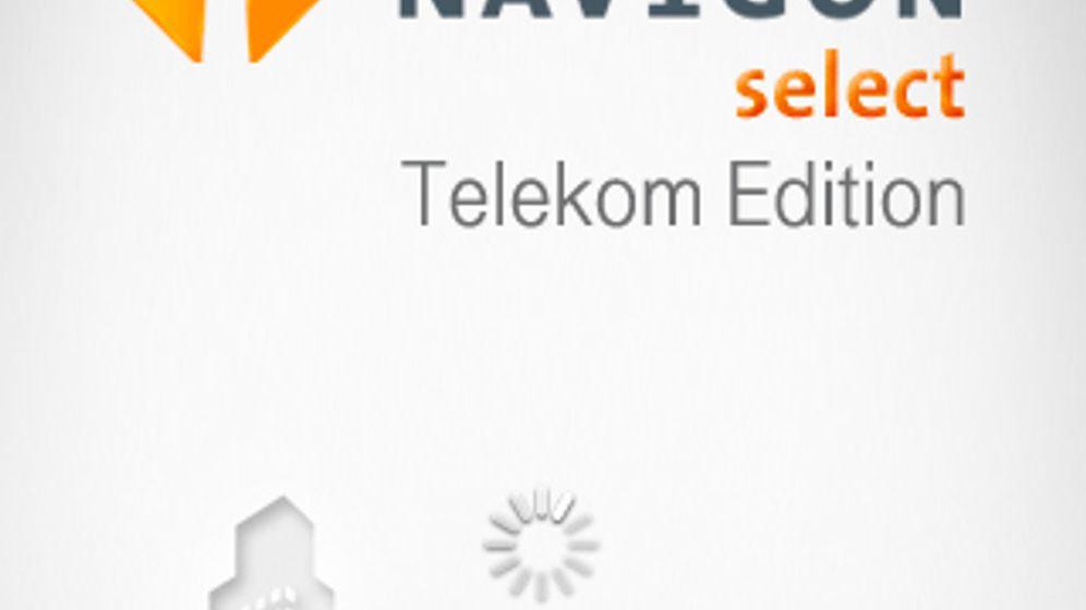 Navigon select: Kostenlose Navigation mit dem iPhone