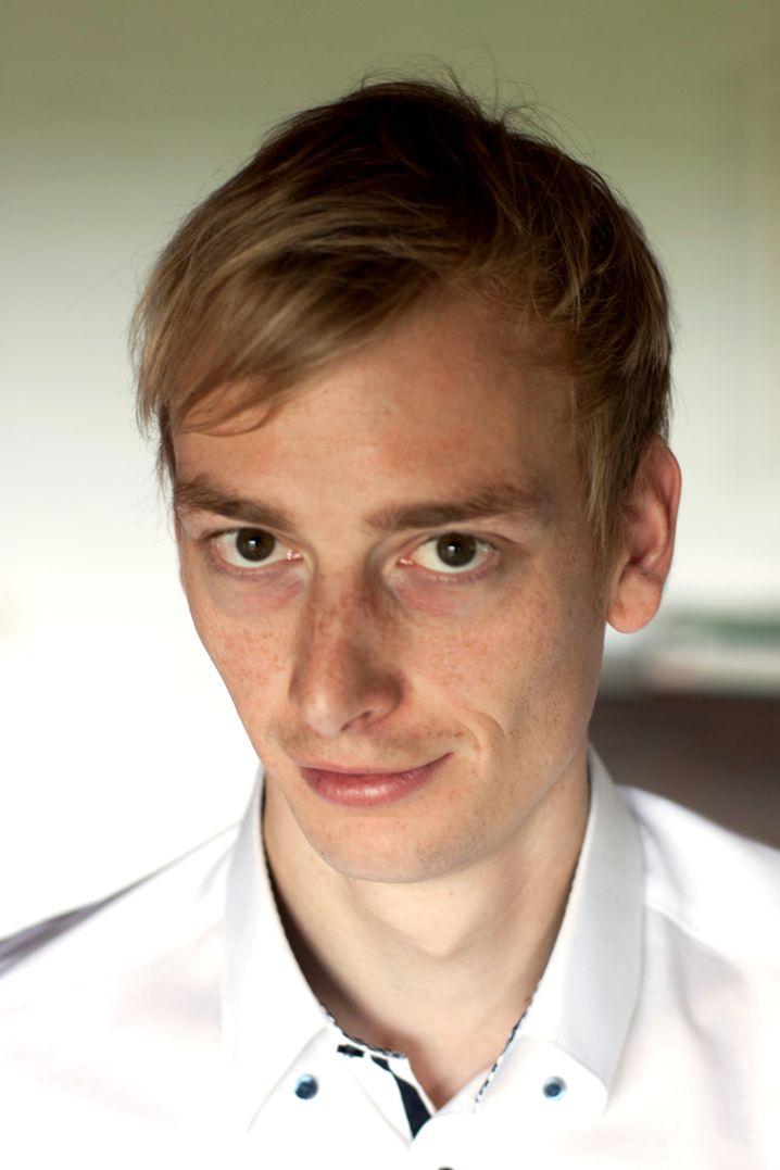 Johannes Kannicht, 27, betreut Entwicklungsprojekte bei der KfW