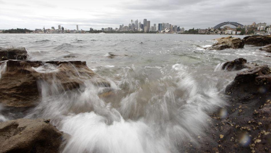 Steigende Meeresspiegel: Leben an Australiens Küsten könnte gefährlich werden