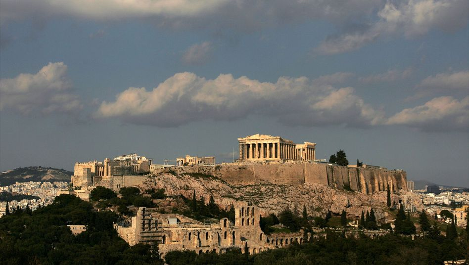Griechische Akropolis: Roll-over geplant