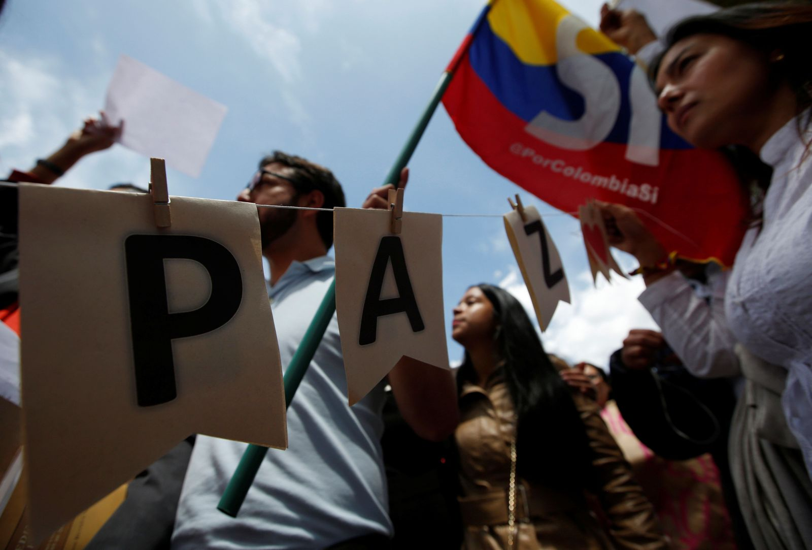 Kolumbien/ Farc/ Friedensvertrag