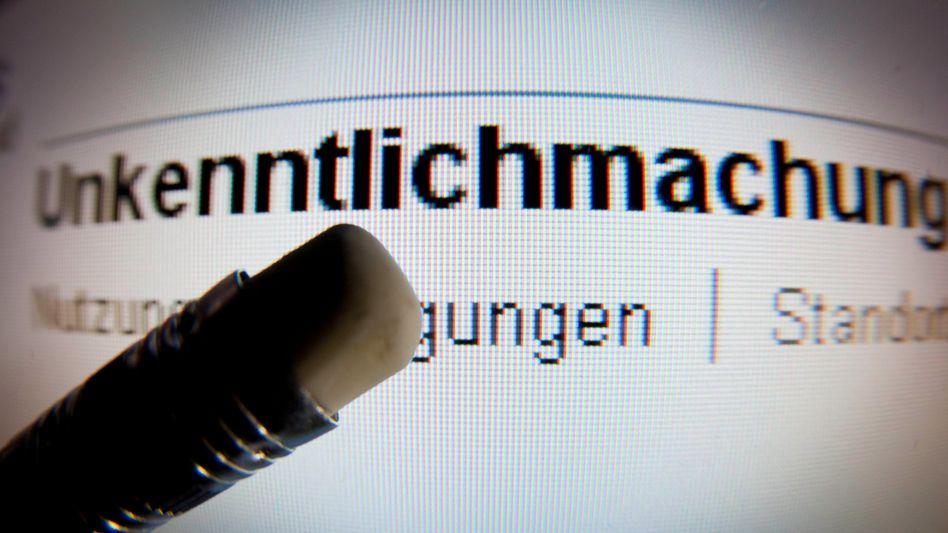Radiergummi: Internet nachträglich automatisiert säubern?