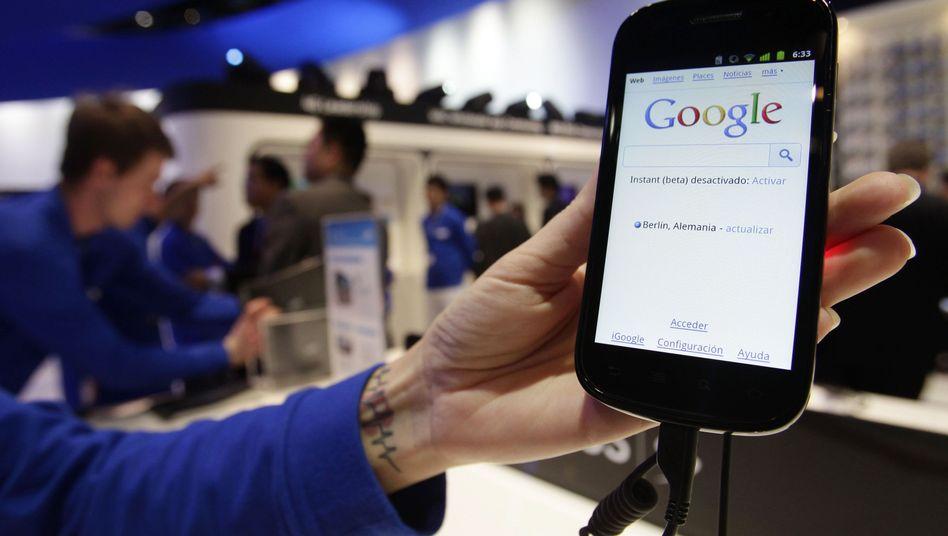 Samsung Nexus S: Der koreanische Konzern schließt eine Patentallianz mit Microsoft