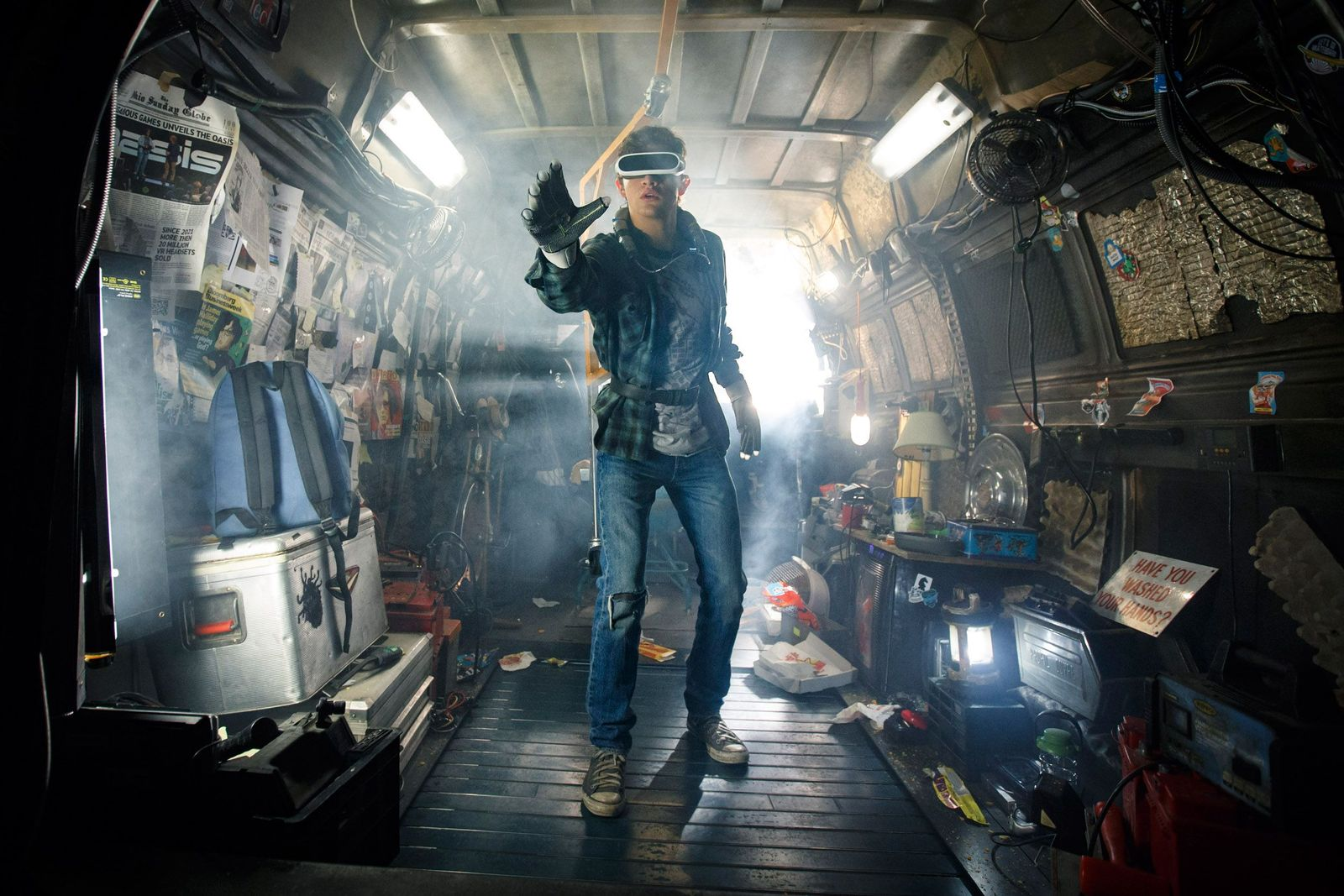 EINMALIGE VERWENDUNG Film/ Ready Player One