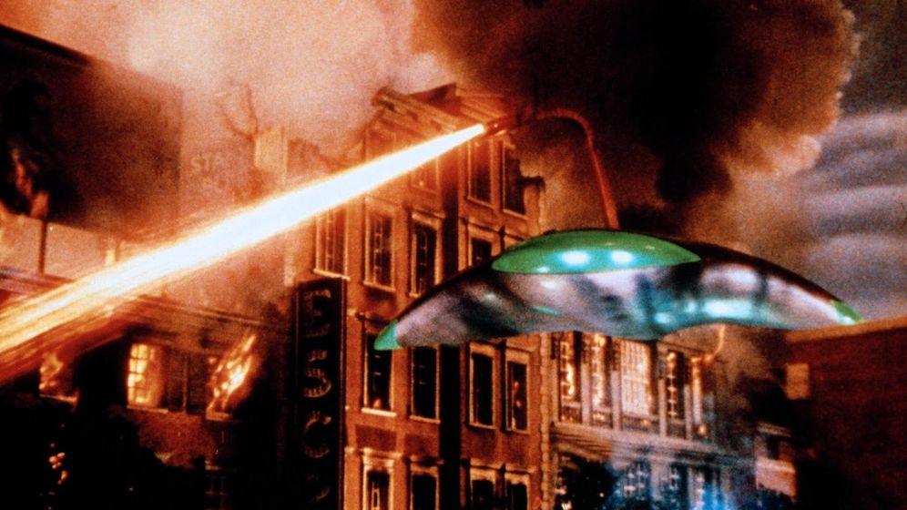 Angriff der Außerirdischen - aus dem Radio