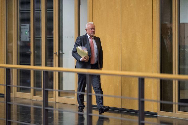 Kubicki im Bundestag