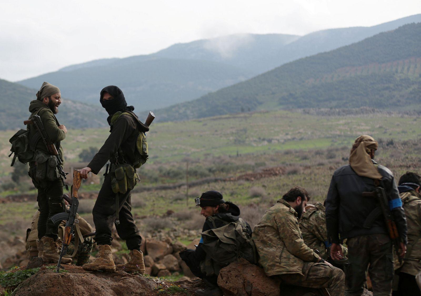 Syrien / Afrin