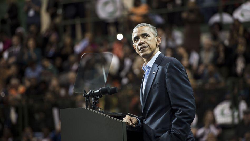 Barack Obama: Lahme Ente in den letzten Jahren der Amtszeit?