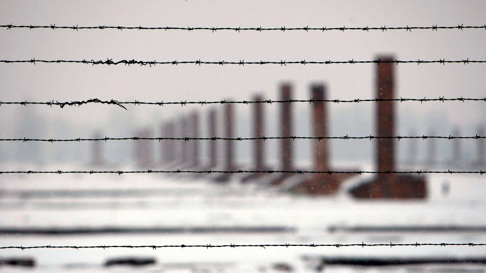 KZ Auschwitz: Ehemaliger SS-Mann verhaftet